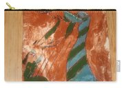 Greeting - Tile Carry-all Pouch
