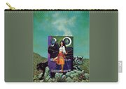 Greetings From The Otherworld Don Maitz Carry-all Pouch