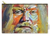 Greg  Allman Tribute Portrait Carry-all Pouch