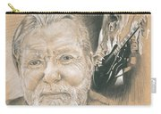 Gregg Allman Carry-all Pouch