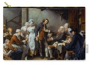 Greuze: The Village Bride Carry-all Pouch