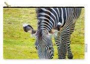 Grevys Zebra Right Carry-all Pouch