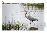 Grey Heron #3 Carry-all Pouch