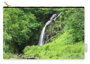 Grey Mares Tail Carry-all Pouch