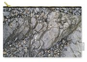 Grey Rocky Shore. Carry-all Pouch