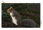 Grey Squirel Carry-all Pouch