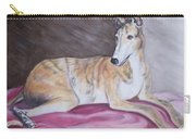Greyhound Number 2 Carry-all Pouch