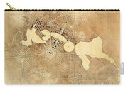 Griffin Plan Canberra 1912 Carry-all Pouch