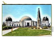 Griffith Observatory, Los Angeles, California Carry-all Pouch
