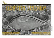 Griffith Stadium Carry-all Pouch