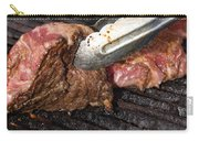 Grilling Steak Carry-all Pouch