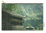 Grindelwald Switzerland 11 Carry-all Pouch