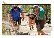 Grinding It Out On The Manitou Incline And Barr Trail Carry-all Pouch