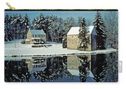 Grings Mill Snow 001 Carry-all Pouch