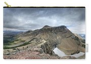Grinnell Glacier Overlook Panorama - Glacier National Park Carry-all Pouch