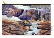 Grinnell Glacier Carry-all Pouch