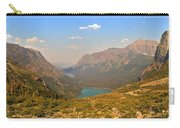 Grinnell Glacier Trail Panorama Carry-all Pouch