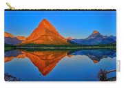 Grinnell Point Alpenglow Panorama Carry-all Pouch