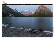 Grinnell Point Over Swiftcurrent Lake Carry-all Pouch