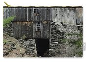 Grist Mill At Moore State Park Carry-all Pouch