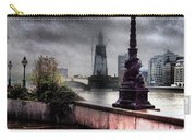Gritty Urban London Landscape Carry-all Pouch