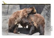 Grizzlies' Playtime 4 Carry-all Pouch