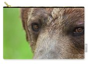 Grizzly Bear Arctos Ursus Carry-all Pouch