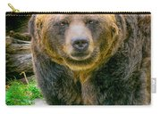 Grizzly Bear Nature Boy    Carry-all Pouch