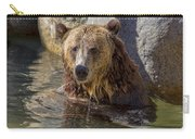 Grizzly Bear - San Diego Zoo Carry-all Pouch