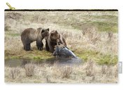 Grizzly Dinner Carry-all Pouch