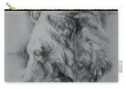 Grizzly Sketch Carry-all Pouch