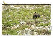 Grizzly Watching People Watching Grizzly No. 2 Carry-all Pouch