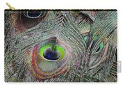 Groovy Peacock Carry-all Pouch