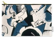Gropper - Stock Exchange Carry-all Pouch by Granger
