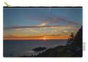 Gros Cap Sunset Carry-all Pouch