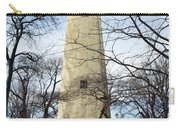 Grosse Point Lighthouse Winter Carry-all Pouch