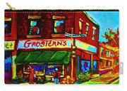 Grosterns Market Carry-all Pouch