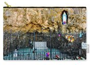 Grotto At San Xavier Mission - Tucson Arizona Carry-all Pouch