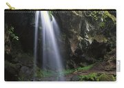 Grotto Falls In The Great Smokies Carry-all Pouch