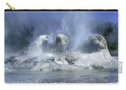 Grotto Geyser - Yellowstone National Park Carry-all Pouch