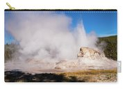 Grotto Geyser Eruption And Spray Carry-all Pouch