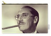 Groucho Marx Carry-all Pouch