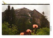 Grounds At Lake Louise Carry-all Pouch