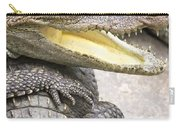 Group Of Crocodiles Carry-all Pouch