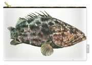 Grouper Fish Carry-all Pouch