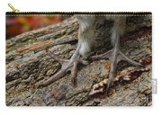 Grouse Feet Carry-all Pouch