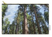Grove Of Big Trees Carry-all Pouch