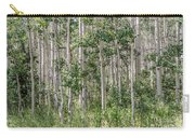 Grove Of Quaking Aspen Aka Quakies Carry-all Pouch