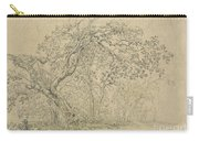 Grove Of Trees [verso] Carry-all Pouch