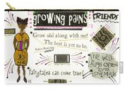 Grow Old With Me Carry-all Pouch